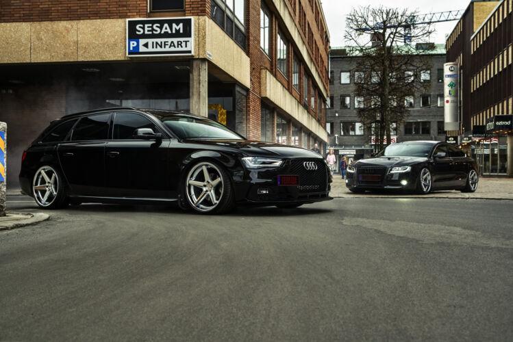 2012 Audi A5 – FR3