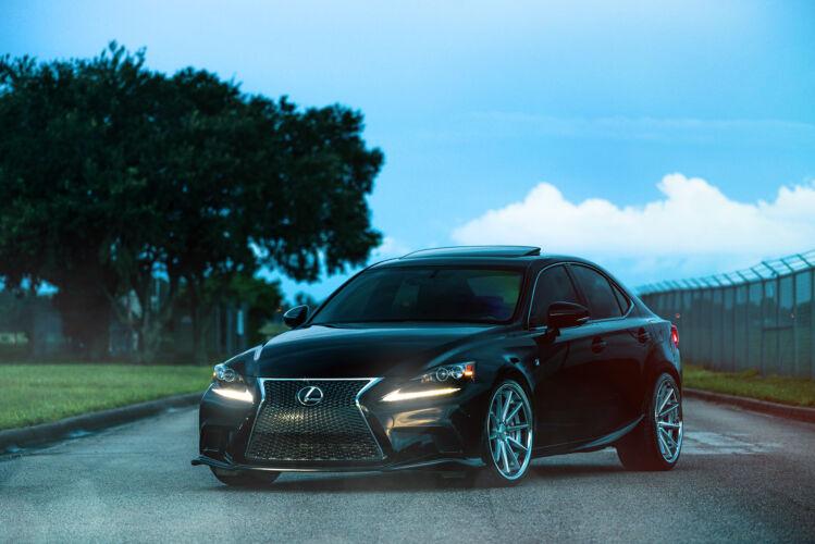 2015 Lexus ISF – FR4