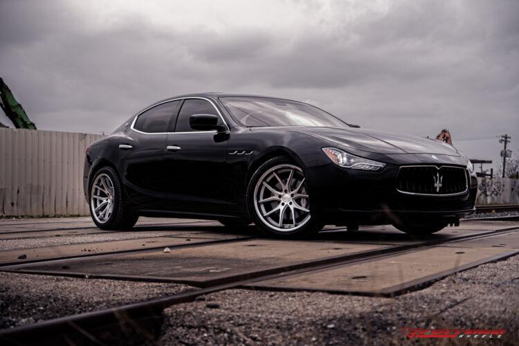 2015 Maserati Ghibli – FR2