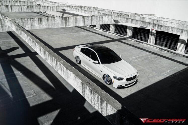2015 BMW 550i – FR4