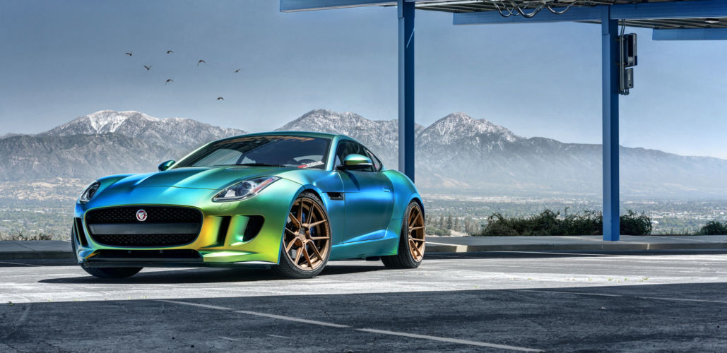 2016 Jaguar F-Type – FR8