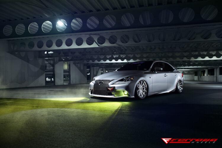2015 Lexus IS250 – FR4