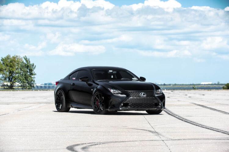 2016 Lexus RC 350 F – FR4