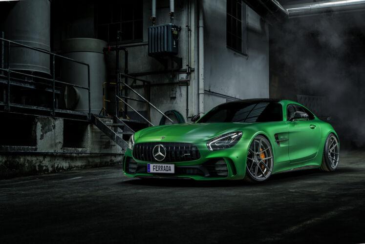 2018 Mercedes AMG GTR – FR8