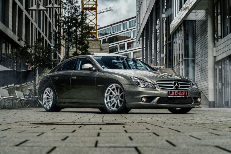 2011 Mercedes CLS55 AMG – FR4