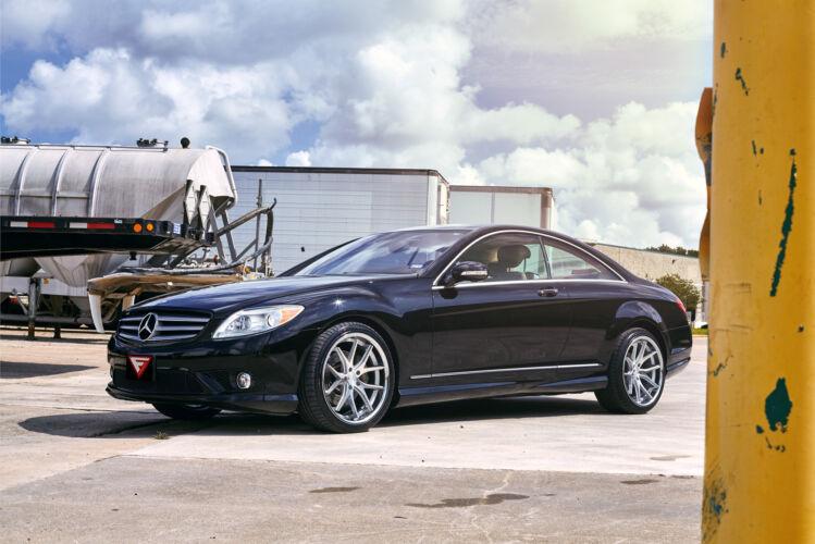 2012 Mercedes CL – FR2