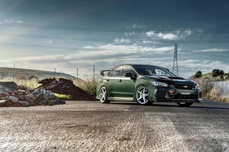2016 Subaru WRX STI – FR3