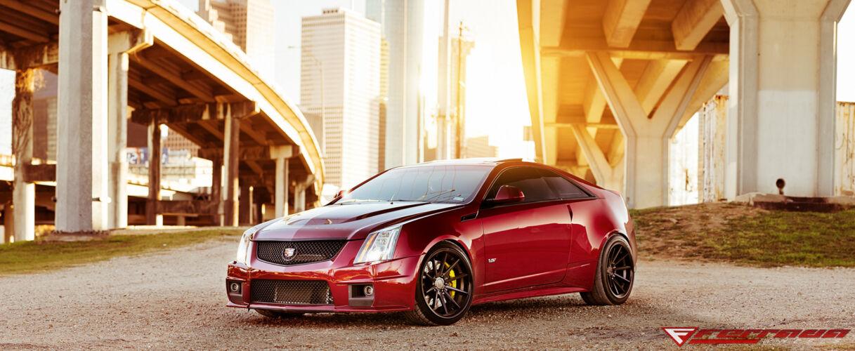 2013 Cadillac CTS-V Coupe – FR4