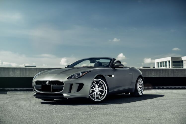2015 Jaguar F-Type – FR2 MS