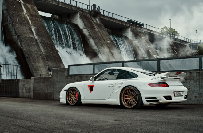 Hidden Porsche 997 in the Swizterland, HIDDEN GEM | 2011 PORSCHE 997, Ferrada Wheels, Ferrada Wheels