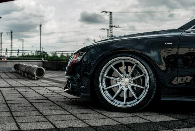 , ISSA MOOD | AUDI A7, Ferrada Wheels, Ferrada Wheels
