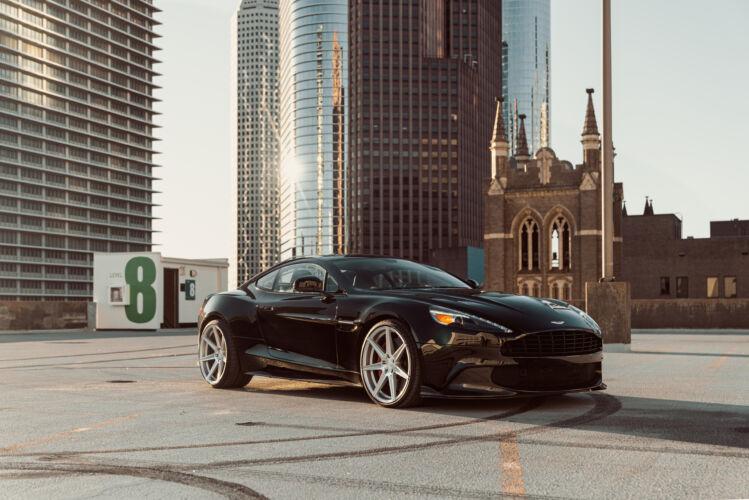 2018 Aston Martin Vanquish – FR7 MS