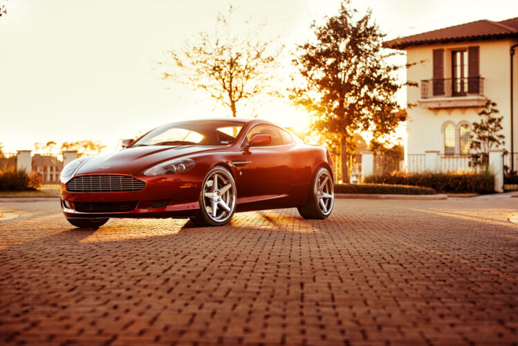 2012 Aston Martin DB9 – FR3 MS