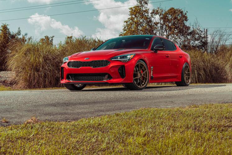 2019 Kia Stinger GT – FR8 BZ