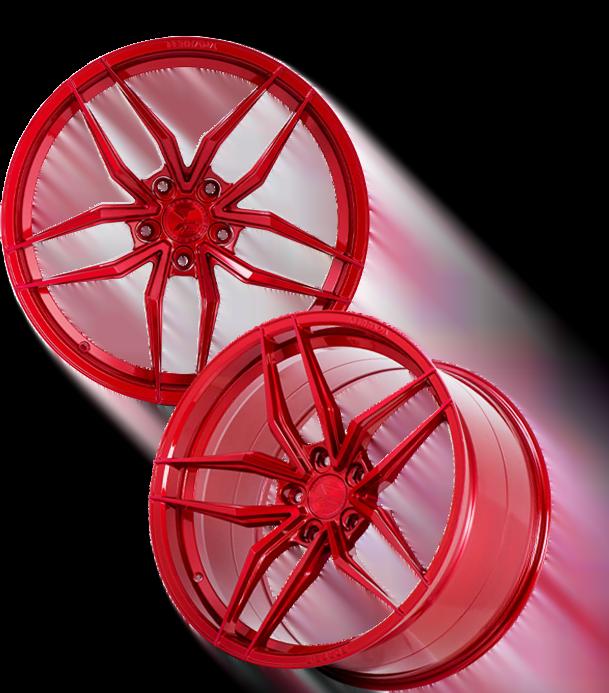 FR8 wheel, Ferrada Wheels