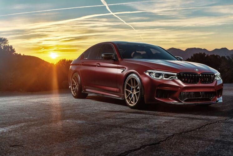 2018 BMW M5 – FR8 BZ