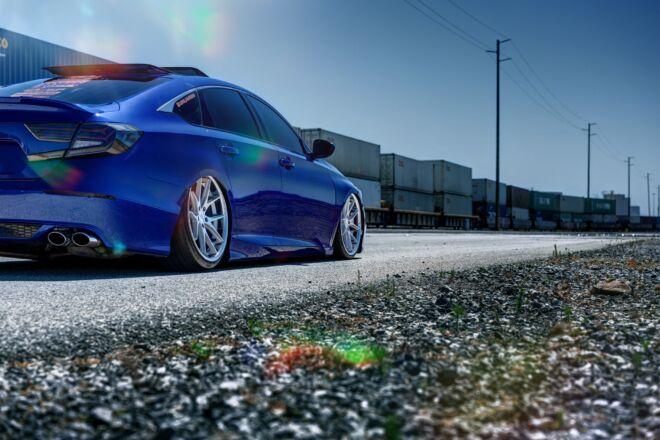 Honda Accord Ferrada Wheels FR2 sitting Flush, KEEP IT CUSTOM | HONDA ACCORD, Ferrada Wheels