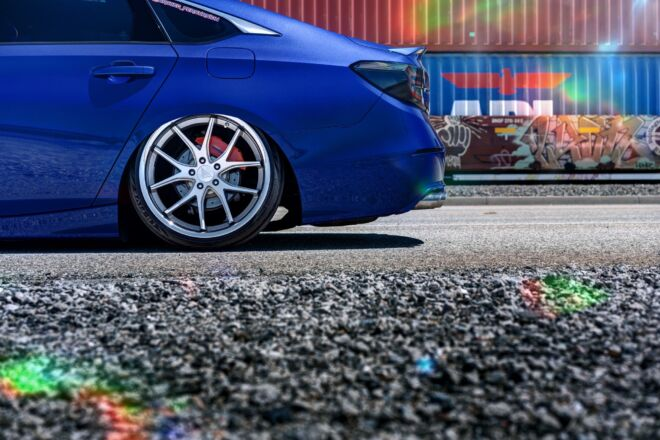 Honda Accord Ferrada Wheels FR2 sitting Flush, KEEP IT CUSTOM | HONDA ACCORD, Ferrada Wheels