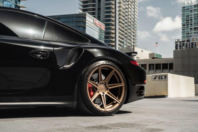 Porsche 911 Ferrada FR7, READY FOR 305 | PORSCHE 911 TURBO, Ferrada Wheels