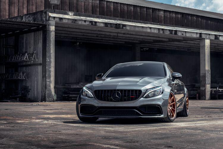 2018 Mercedes C63s AMG – CM2 BCP