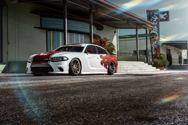Dodge Charger on Ferrada CM2 head to the paddox for burnouts, HEAD TO THE PADDOX | DODGE CHARGER, Ferrada Wheels