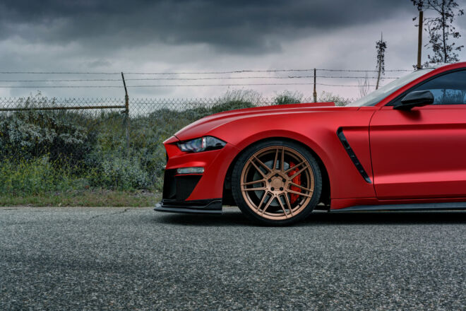 Ford Mustang Racing to the Bay on Ferrada Wheels FR6, RACE TO THE BAY | FERRADA FR6, Ferrada Wheels