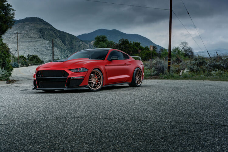 2018 Ford Mustang – FR6 BZ
