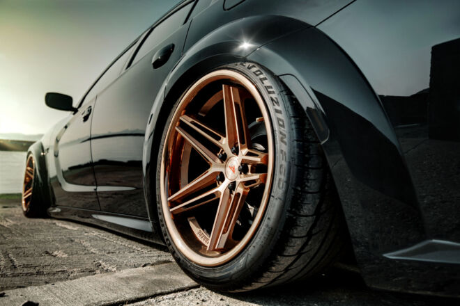 """The Most Evil Charger on Ferrada CM1. Evillest, THE """"EVILLEST"""" CHARGER   FERRADA CM1, Ferrada Wheels"""